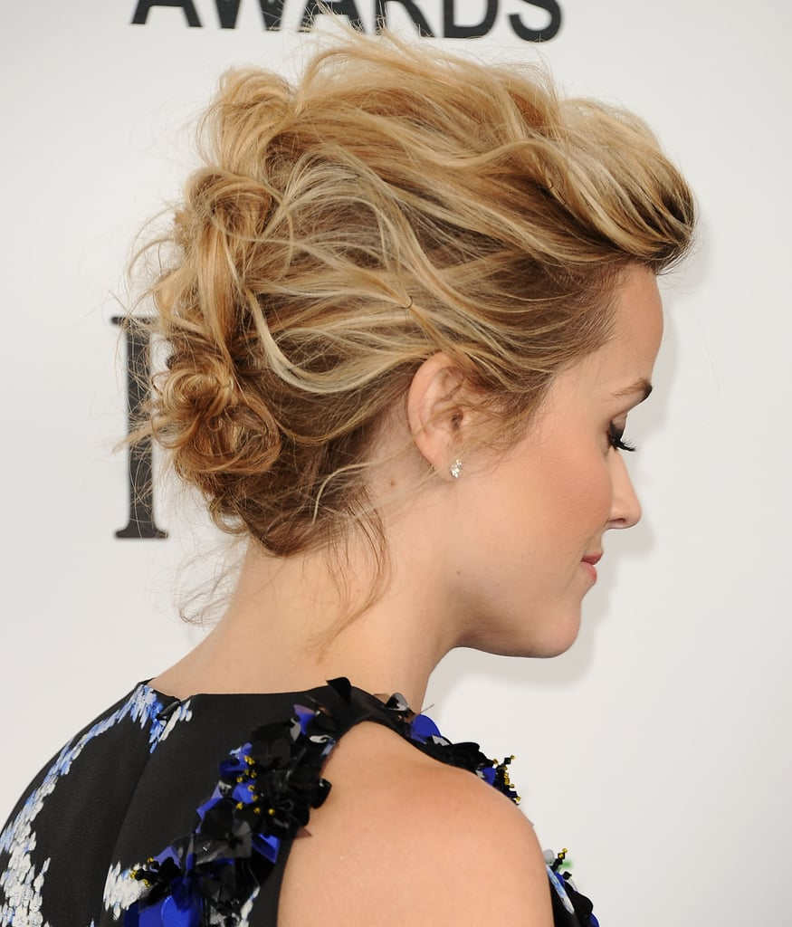 bridal updo ideas from celebrities for weddings popsugar