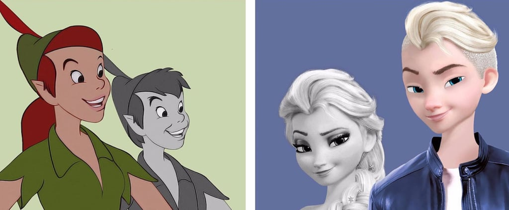 If Disney Characters Were Transgender, This Is How Stunning They'd Look