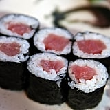 Tuna and Avocado Rolls