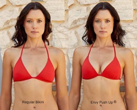 Voda Swim Push-Up Bikini