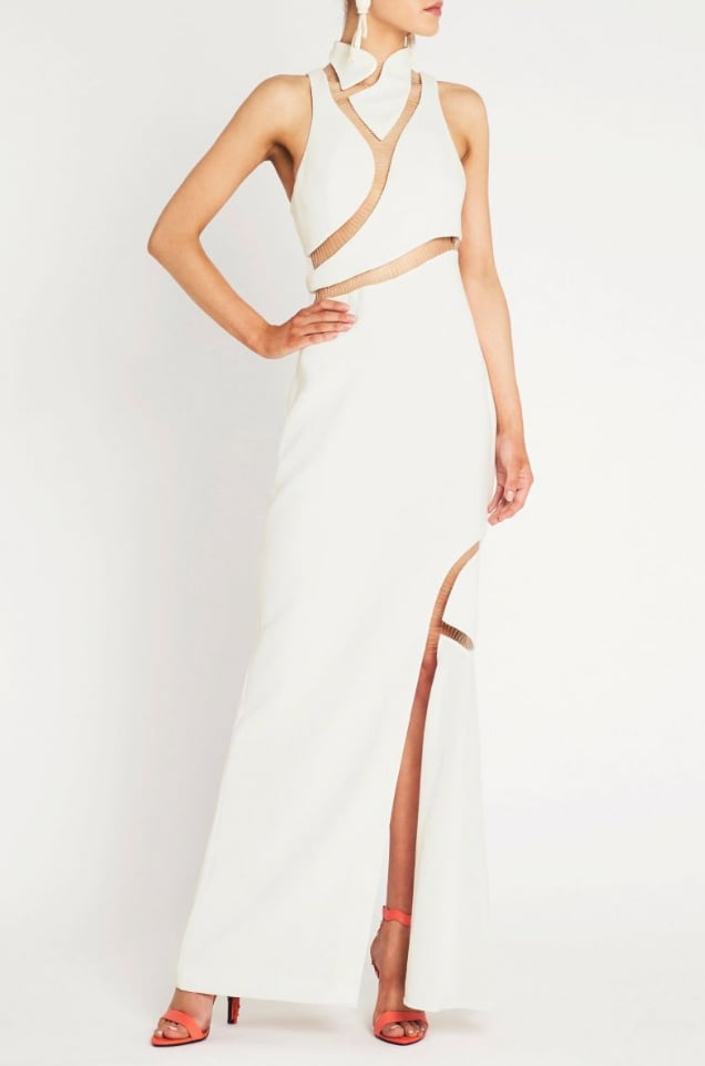 Sass and Bide Join Hands Maxi Dress ($750)