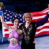Meryl Davis and Charlie White Win Gold