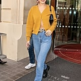 How to Wear Jeans: Bella Hadid