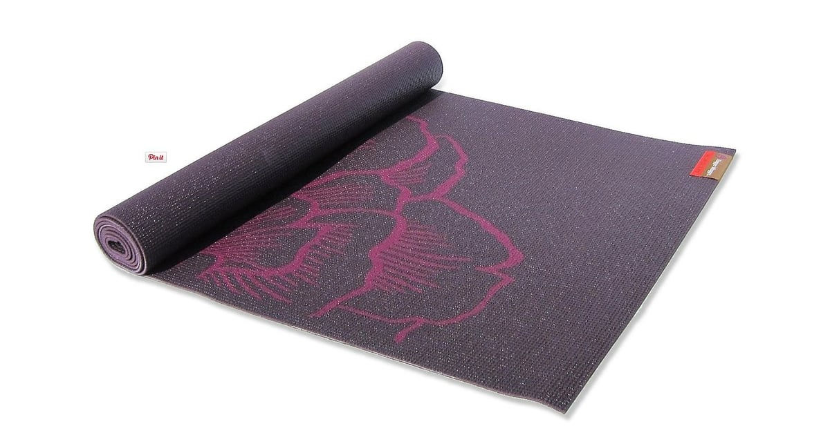 Hugger Mugger Lotus Yoga Mat 90 Healthy Gifts For Anyone On Your List Popsugar Fitness Photo 78
