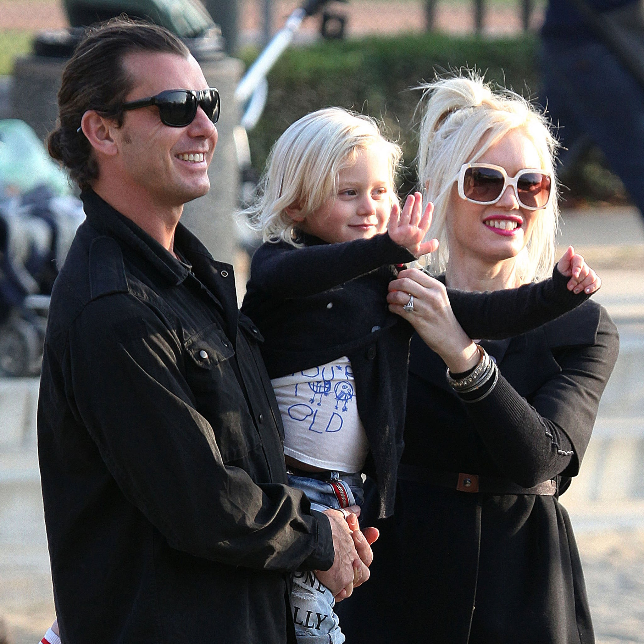 313c0355b0fb Gwen Stefani and Gavin Rossdale PDA Pictures
