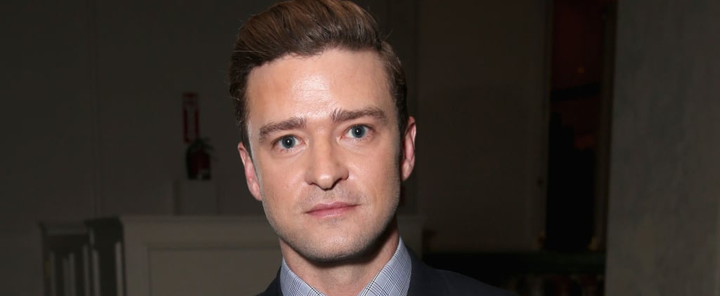 Justin Timberlake Hangs Out With Hollywood Royalty at Beverly Hills Banquet