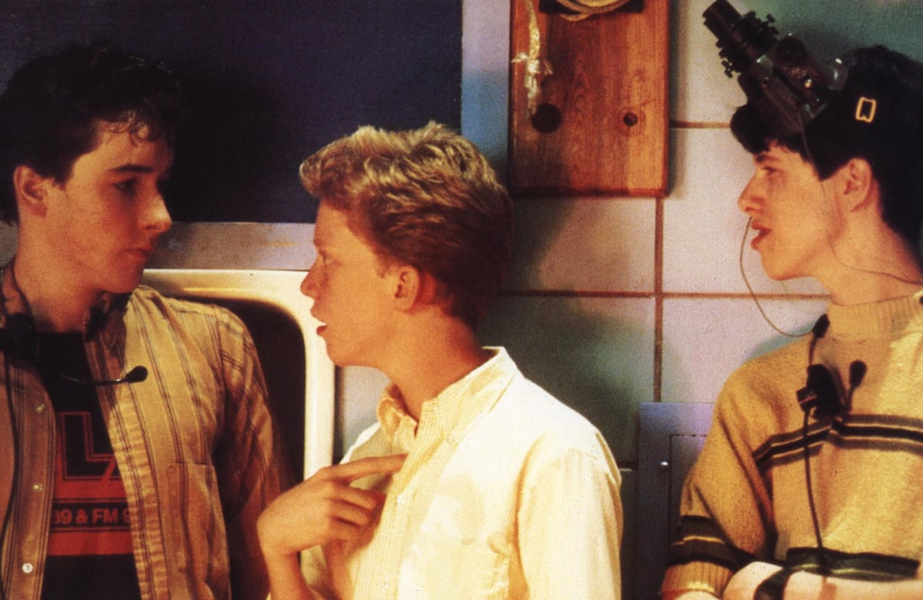 The Geeks From Sixteen Candles