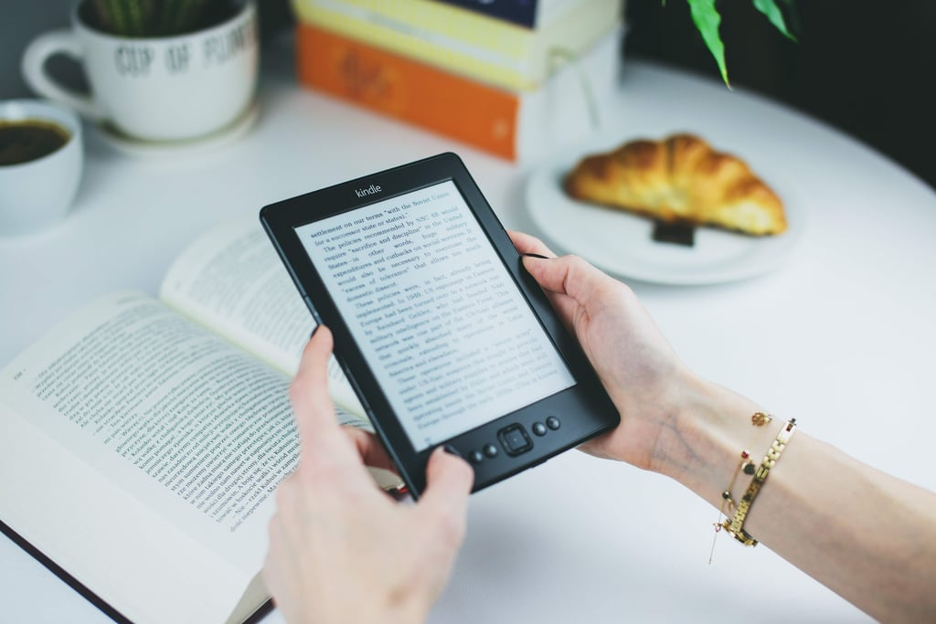 Amazon Kindle Free Fiction Books Popsugar Living Uk