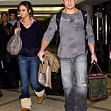 Nick and Vanessa Head Off to Not Get Married Over the Holidays!