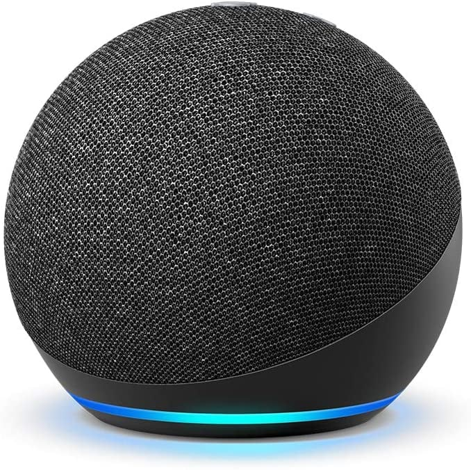 For the Ones Who Need a Personal Assistant: Echo Dot