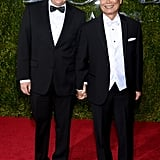 George Takei and Brad Altman