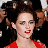 Kristen Stewart Rocked Sexy Red Lips For Her Latest Cannes Appearance