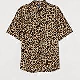 H&M Patterned Cotton Shirt