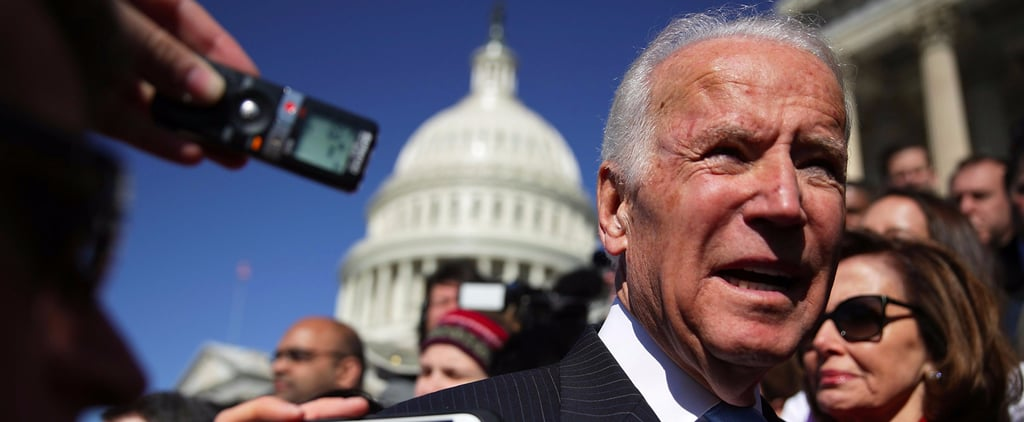 Joe Biden's Response to Trump's Obama Wiretapping Claim Is So Joe Biden
