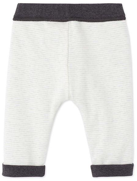 Petit Bateau Baby Boys' Reversible Pants