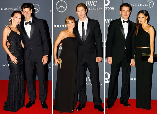 Sports Stars and Hollywood Hotties Suit Up For the Laureus World Sports Awards