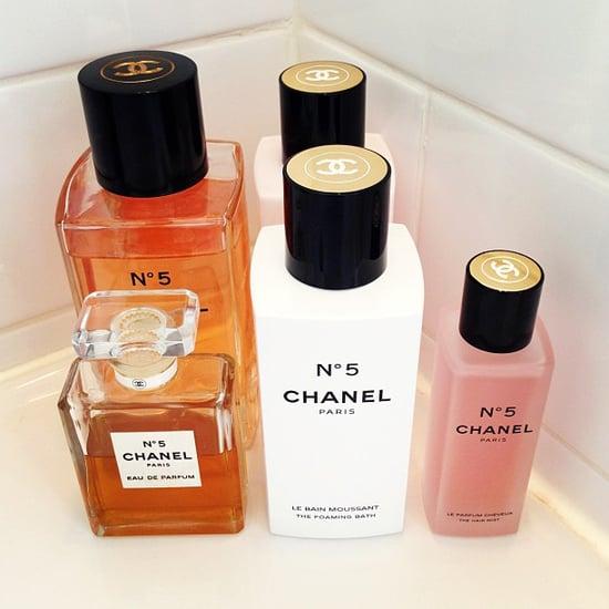 Review Of Chanel No 5 The Hair Mist Popsugar Beauty Australia
