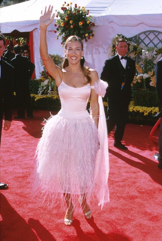 Sarah Jessica Parker Speaks Out on the Passing of Oscar de la Renta