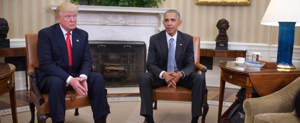Trump and Obama Couldn't Be More Different — Except For This 1 Trait They Share