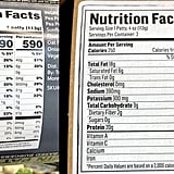 Trader Joe's Protein Patties Nutritional Info