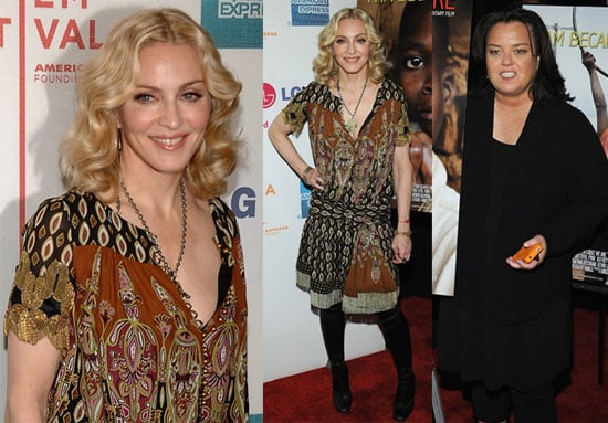 Madonna Shows Us Her Softer Side, Too