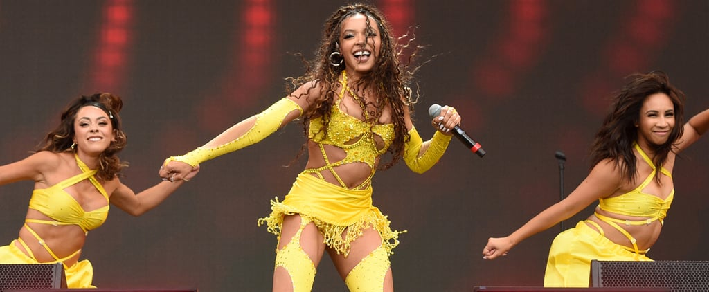 Tinashe's Made in America Festival Outfit | Photos