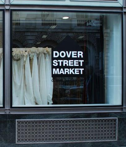 On Our Radar: Dover Street Market Market!