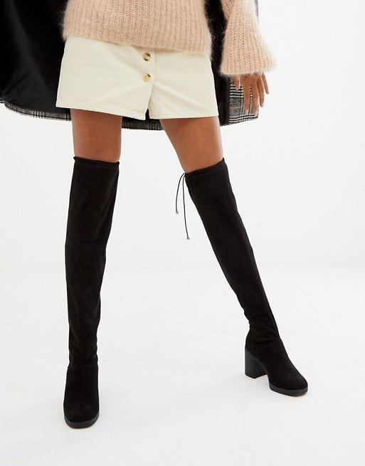 High Boots Over The Knee