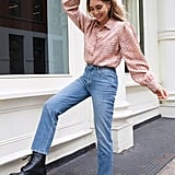 A Classic Work Blouse