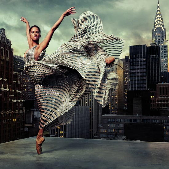 Misty Copeland in Glamour Magazine