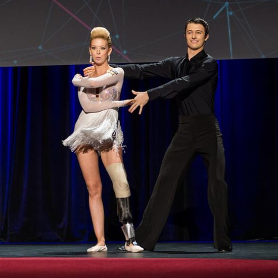 Adrianne Haslet-Davis Dances For the First Time at TED 2014