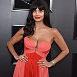 Jameela Jamil at Grammy Awards