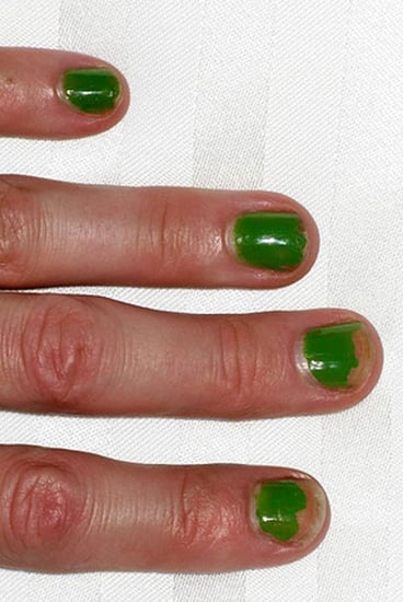 Would You Wear Intentionally Chipped Nail Polish?