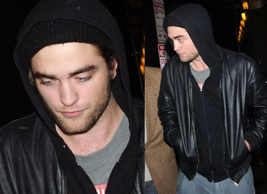 27/11/08 Robert Pattinson