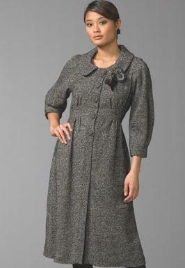Fall Coat Trends: Dress Coats