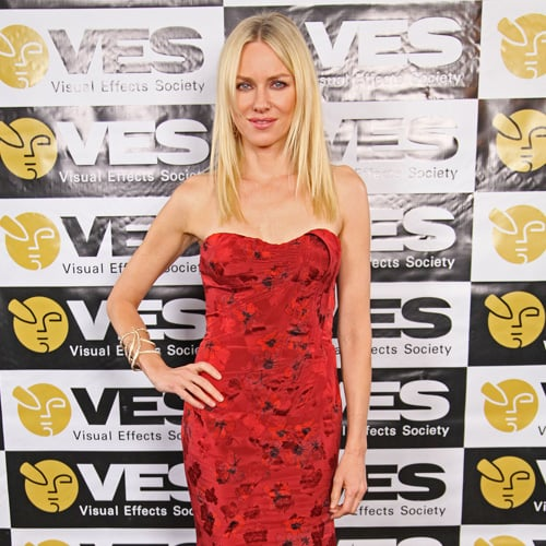Naomi Watts at the Visual Effects Society Awards 2013