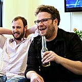 Watch Seth Rogen Play the World's Raunchiest Card Game