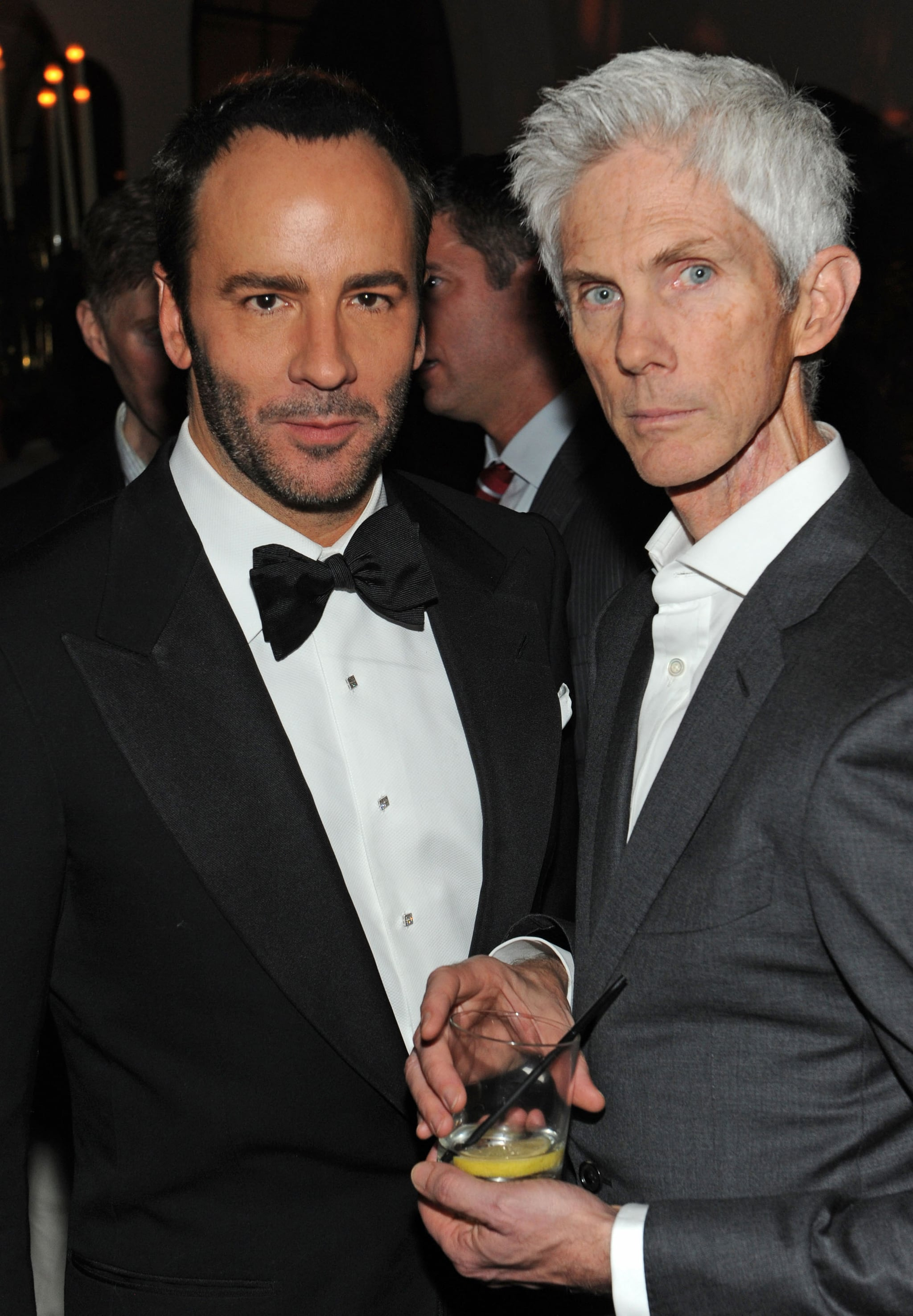 Tom Ford and Richard Buckley | Hollywood Couples Who Have Been Together the Longest | POPSUGAR Celebrity Photo 23