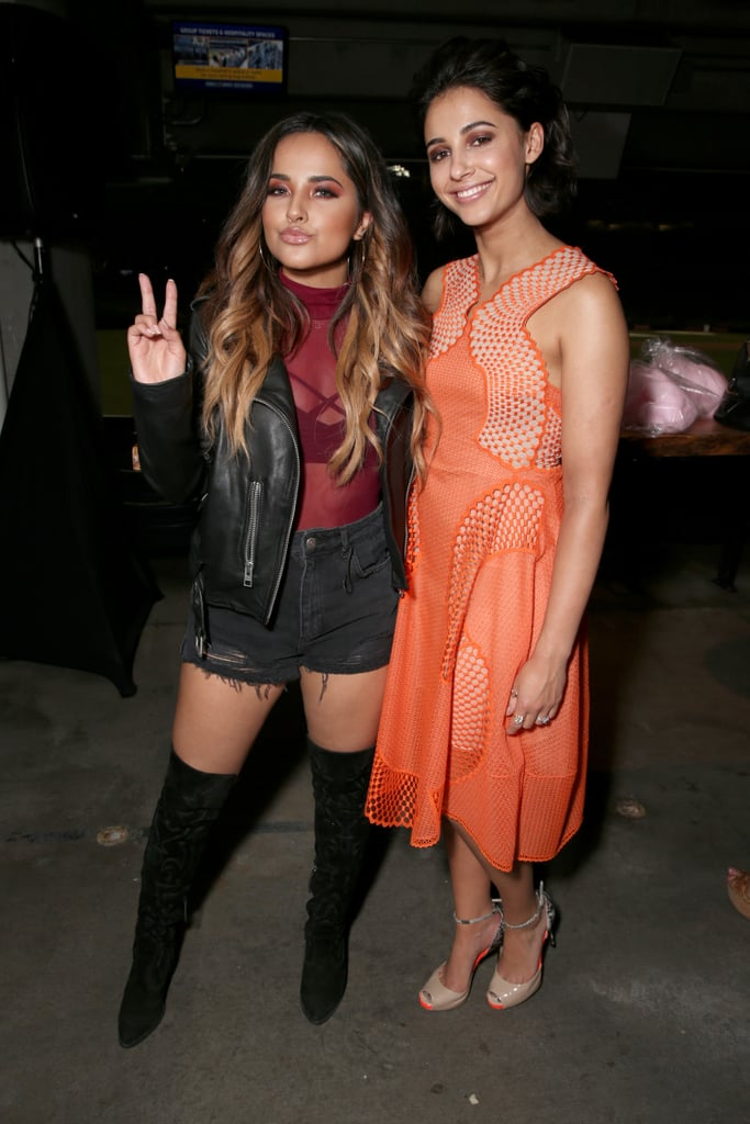 Naomi Scott and Becky G Friendship Pictures