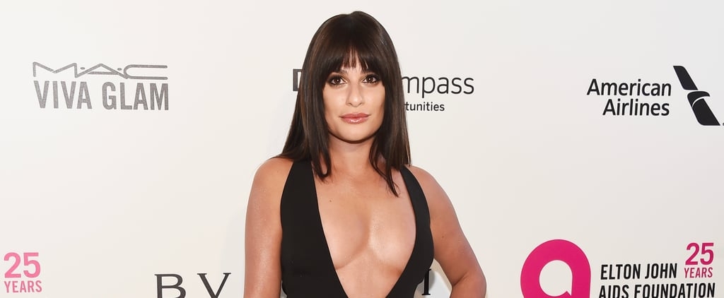 What Will Lea Michele's Wedding Dress Look Like?