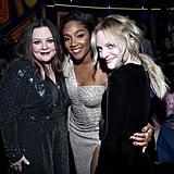 Melissa McCarthy, Tiffany Haddish, and Elisabeth Moss at the 2019 MTV Movie and TV Awards