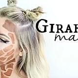 Giraffe — @HaleyBringel