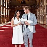 What Did Meghan Markle and Prince Harry Name Their Child?