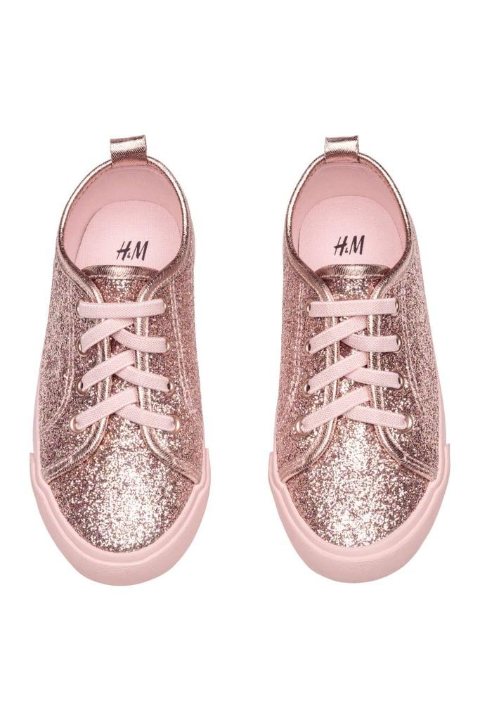 Glittery Sneakers