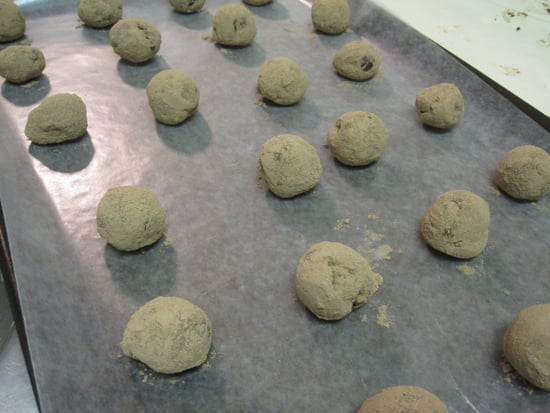 Irish Coffee Chocolate Truffle Recipe