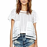 Nasty Gal Carolina Top