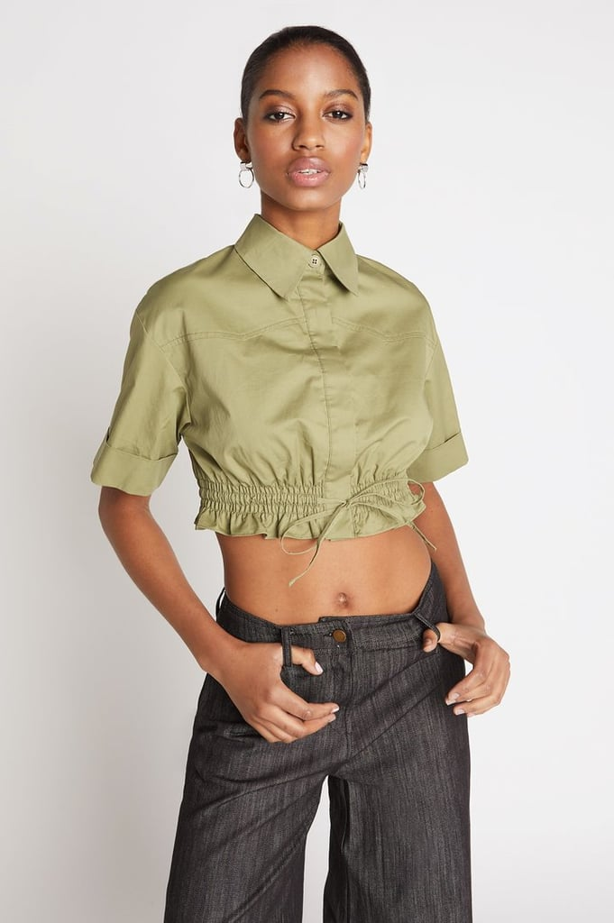 Choosy Suki Crop Top