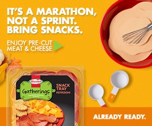 More From the Makers of HORMEL GATHERINGS® Party Trays