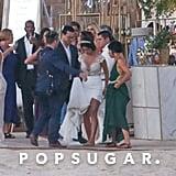 Michael Phelps and Nicole Johnson Wedding Pictures 2016