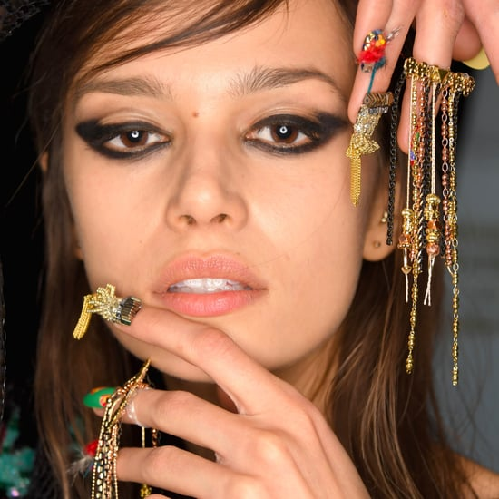 Libertine Nail Art Fall 2017